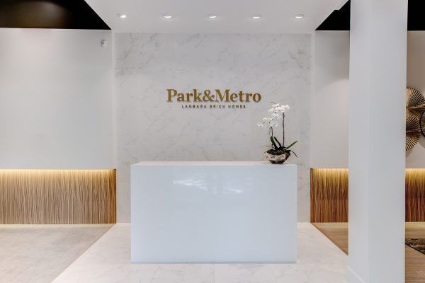 Park & Metro Sales Office