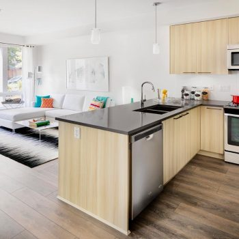 Chroma - Kitchen & Living