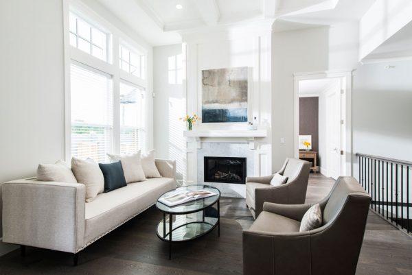 McBride Station - Living Room
