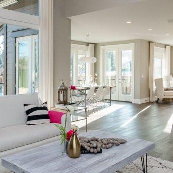 Morgan Crest - Living Area