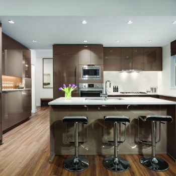 Park & Metro Model Home - Kitchen