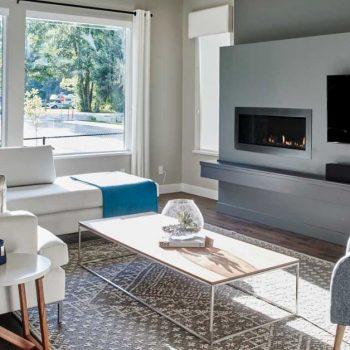 Ravenswood - Living Room