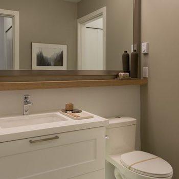 Regan's Walk Model Home - Bathroom