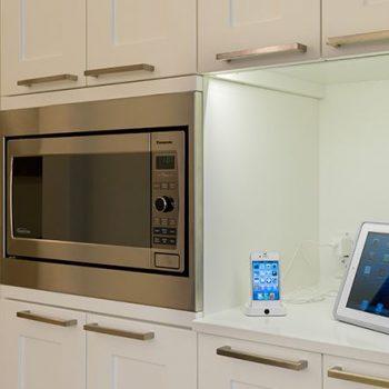 Regan's Walk Model Home - Kitchen Detail