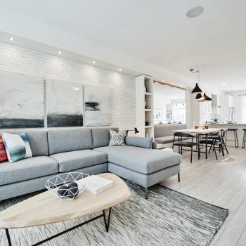 Woodland Park - Living Room